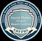 American Board Facial Plastic & Reconstuctive Surgery